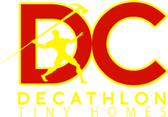 Decathlon Tiny Homes Logo